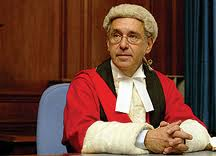 Lord Justice Moses: 'my own 17-year-olds wouldn't have a clue about what was going on if arrested'